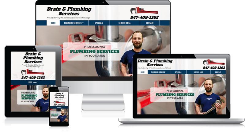 DPS Responsive Website Design