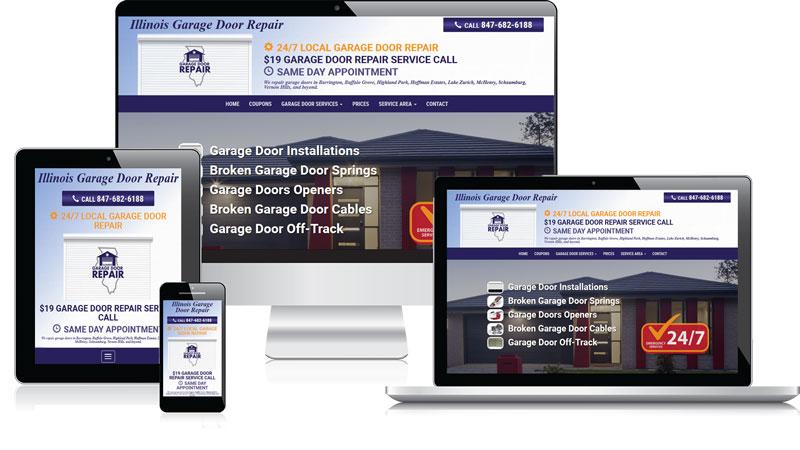 IGDR Responsive Website Design